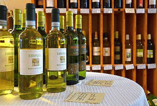 Bio-Weine und Aperitive vom Stadtladen St.Gallen