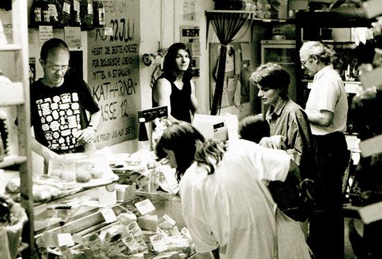 Geschichte des Stadtladens St.Gallen